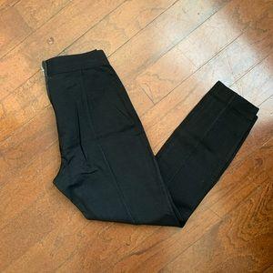 J. Crew Black Pixie Pants Size 2R